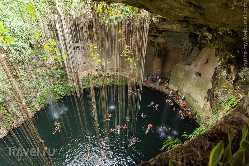 Поездка по Юкатану. Организационное / Мексика
