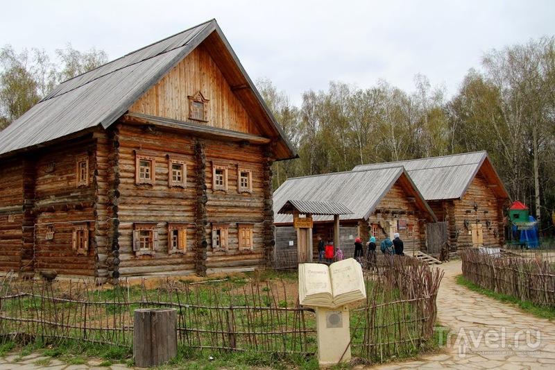 Этномир в Калужской области / Россия