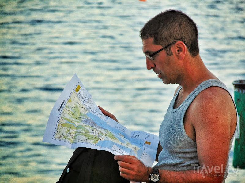 Бумажные карты Кипра / Кипр