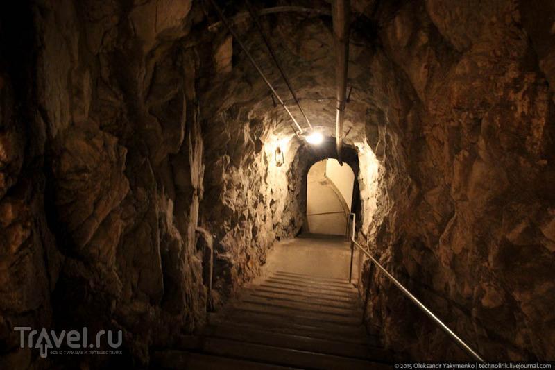 Festung Crestawald / Фото из Швейцарии