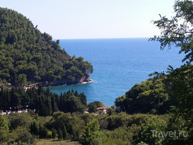 Петровац-на-мору: пляжи и монастыри / Фото из Черногории