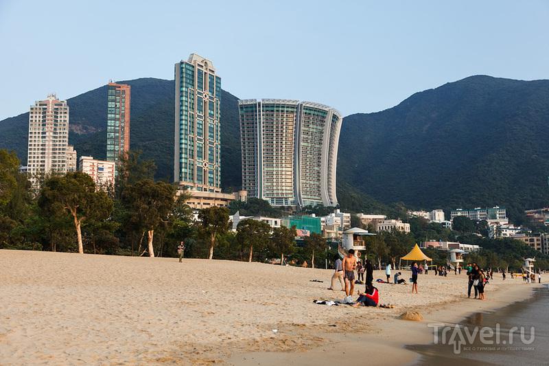 Гонконг. На солнечной стороне / Фото из Гонконга