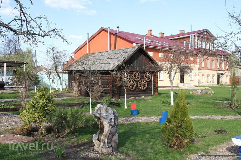 Село Вятское и правильный бизнесмен / Россия