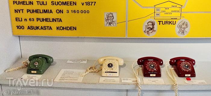 Место откуда есть пошёл Хельсинки - Старый Город или Vanhakaupunki - и Технический музей / Финляндия