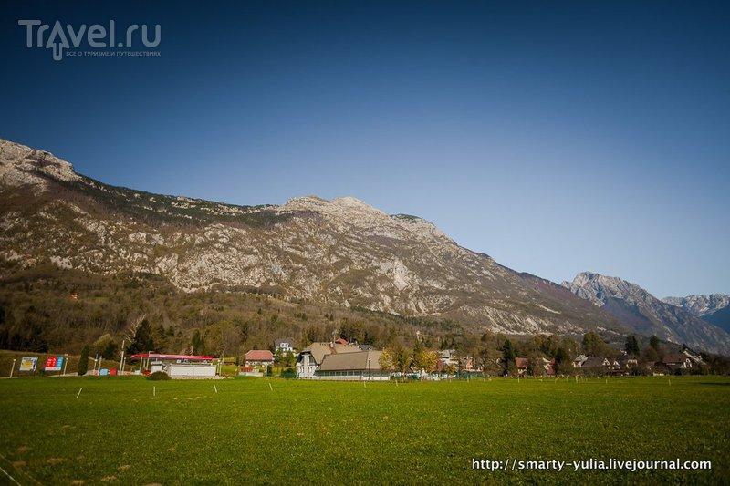 Словения: горный перевал Вршич / Фото из Словении