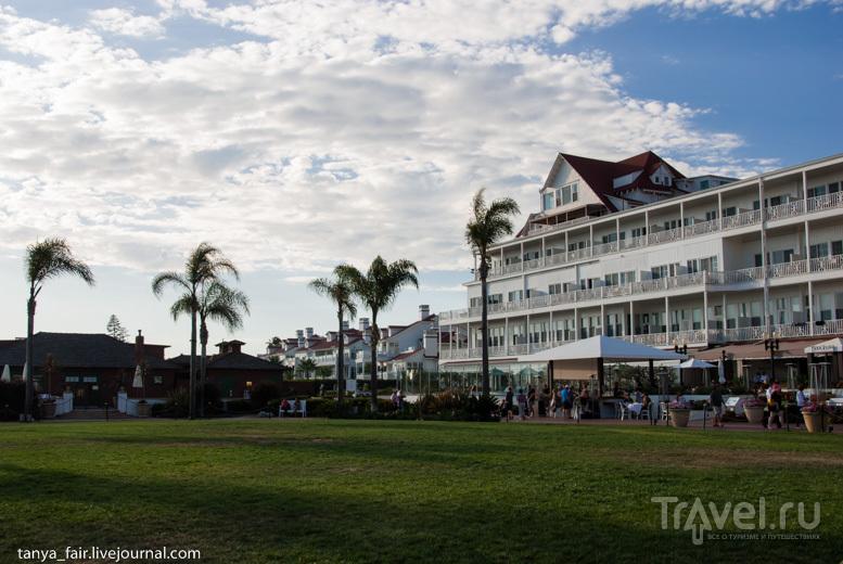 Солнечный Сан-Диего. Остров Coronado, Mt. Soledad, Seaport Village / Фото из США