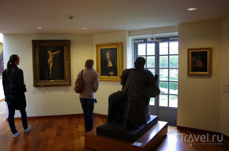 Музей-бассейн в Roubaix / Франция