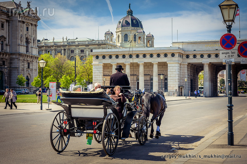 Немного Вены... накануне Евровидения-2015 / Фото из Австрии