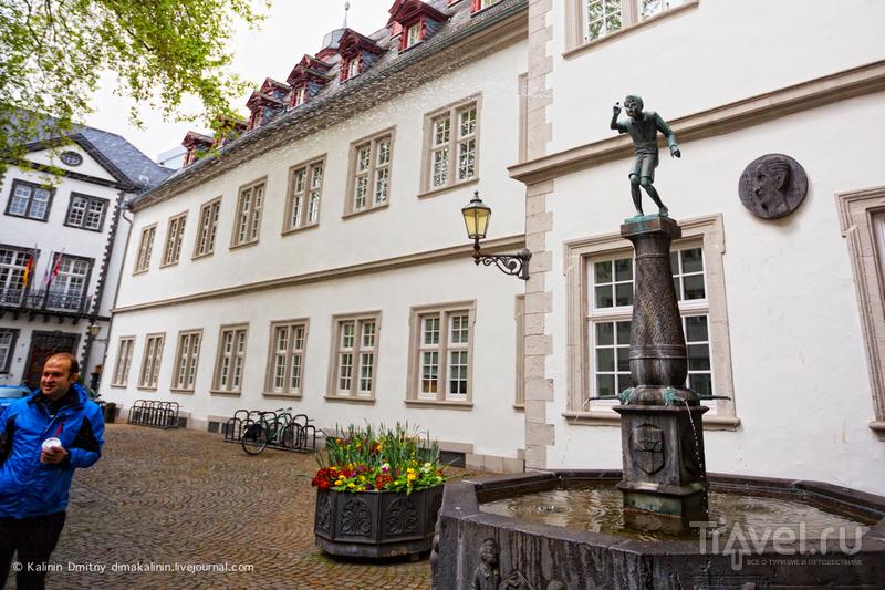 Древний Кобленц / Фото из Германии