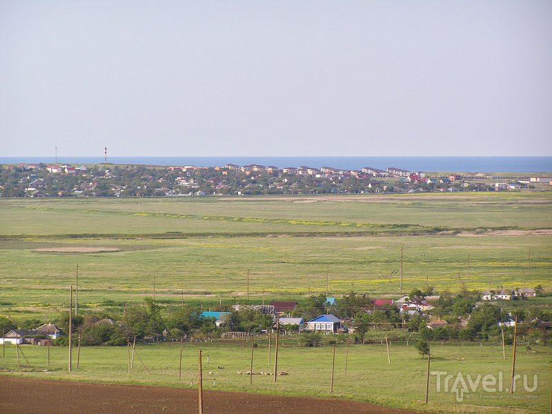 Кубань. Ахтанизовская блевака / Россия