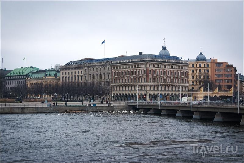 Мартовский Стокгольм / Фото из Швеции