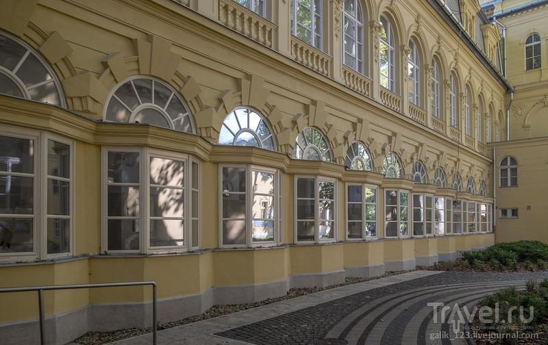 Бани в Будапеште / Венгрия