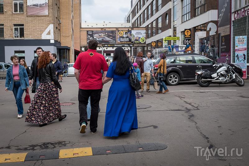 Москва становится Лондоном?.. / Фото из России