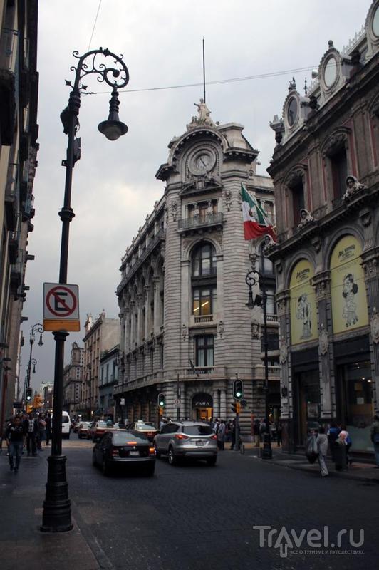 Мексика: Мехико. Вид вблизи / Мексика