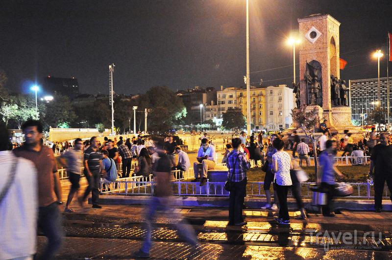 Площадь Таксим / Турция