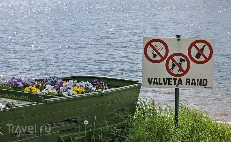Походя мимо... Valveta rand / Эстония
