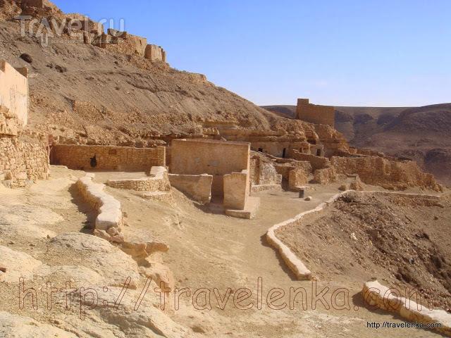Самостоятельная экскурсия в ксар Гермеса. Тунис / Тунис
