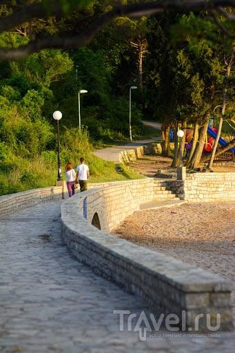 Петровац. Лучший городок, чтобы проникнуться Черногорией. Прогулочные маршруты / Фото из Черногории