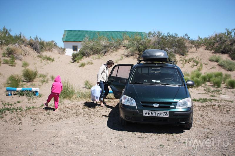 Балхаш. Юго-восточный берег / Фото из Казахстана