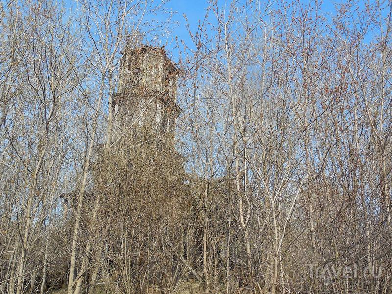 Троицкая церковь, Верхний Секинесь, Мамадышский район Татарстана / Россия