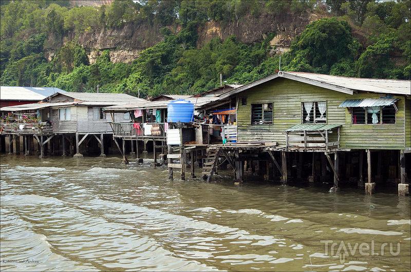Деревни рыбаков. Остров Борнео, Малайзия. Март 2015 / Фото из Малайзии
