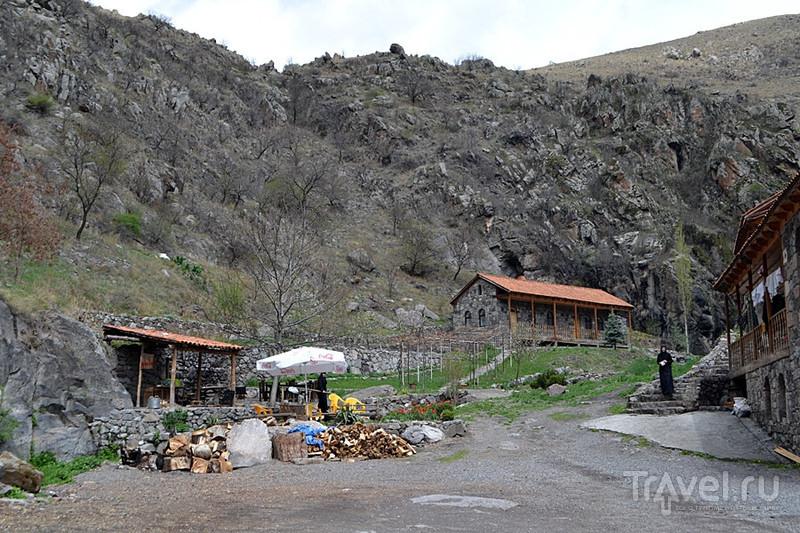 Вардзия - рассказ о грузинском Мачу-Пикчу / Фото из Грузии