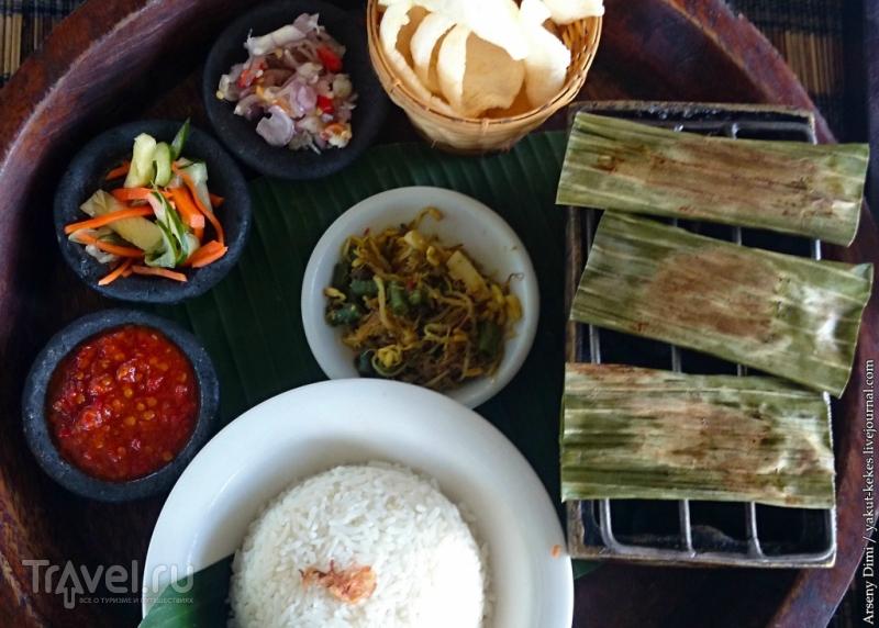 Кухня Индонезии / Индонезия