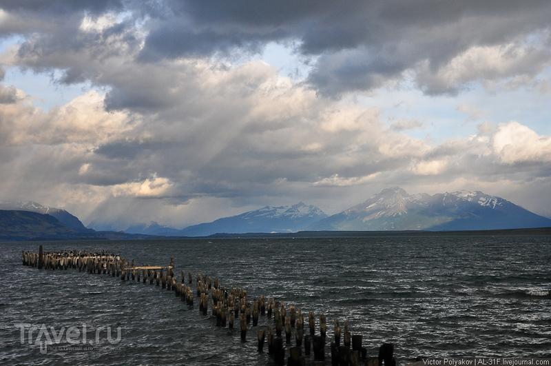 Магелланов пролив и национальный парк Торрес-дель-Пайне / Фото из Чили