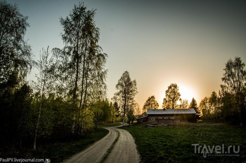 Финляндия в начале мая / Фото из Финляндии