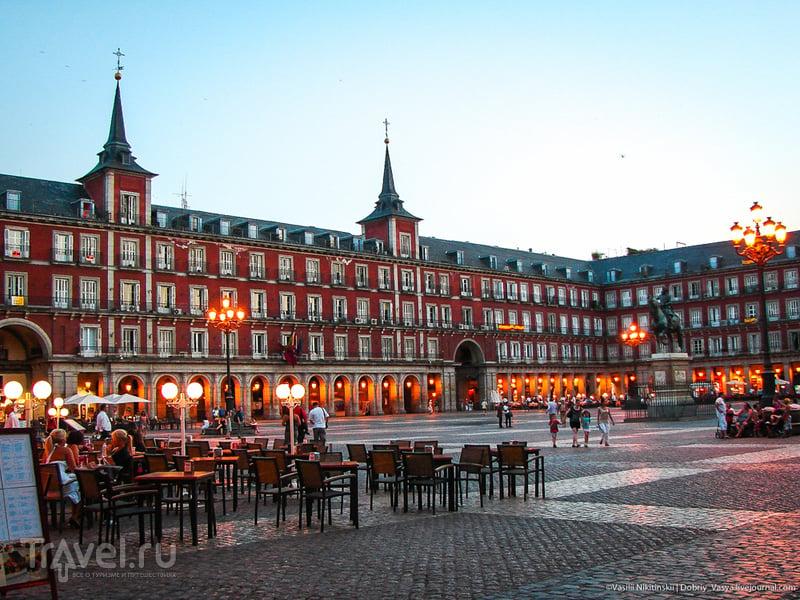 Майский пятничный Мадрид / Испания