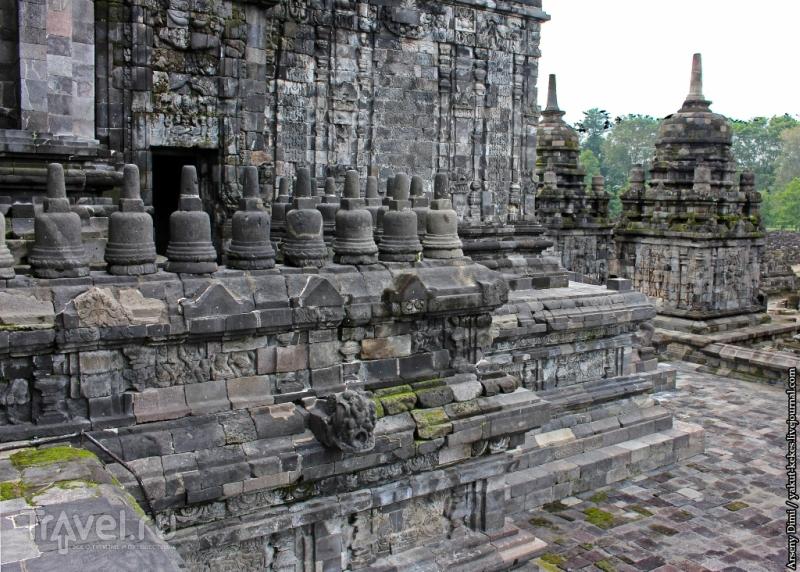 Джокьякарта. Храм Прамбанан / Индонезия