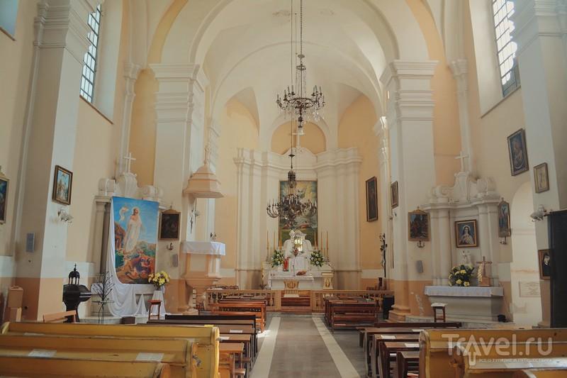 Новогрудок: Фарный костёл Преображения Господня / Белоруссия