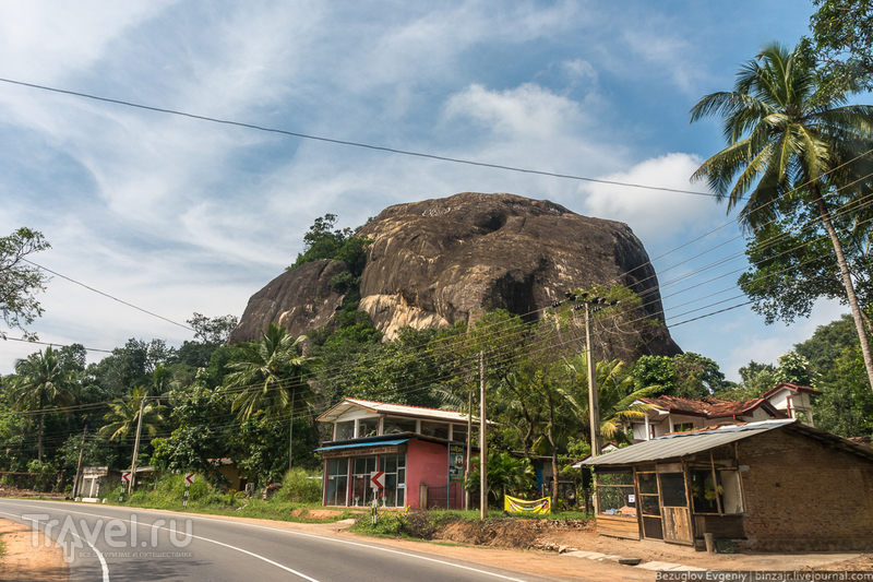 Шри-Ланка. 2015. Золотой храм / Фото со Шри-Ланки