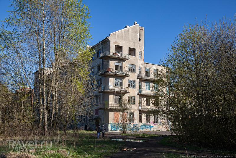 Петровский Док в Кронштадте / Фото из России