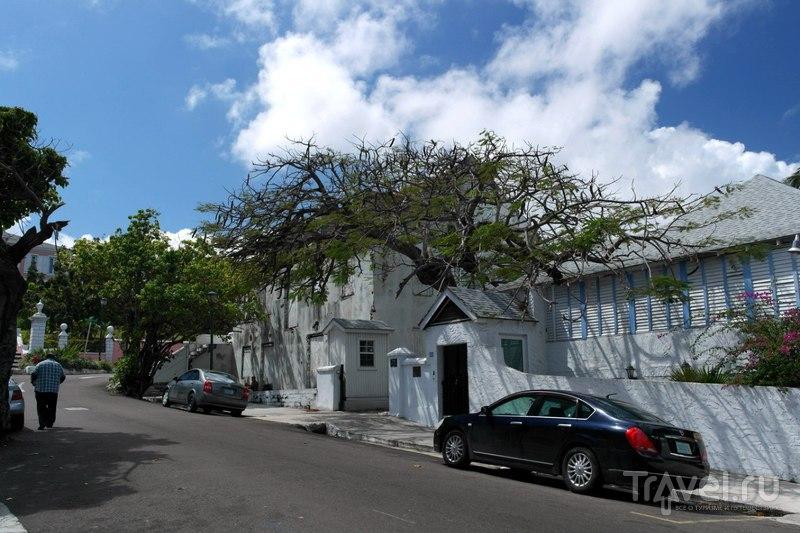 Нассау, Багамские острова - Побег из магазинов / Багамские острова