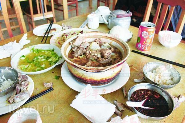 Как вести себя в китайском ресторане: заказ и чаевые / Китай