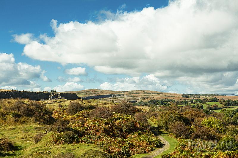 Brecon Mountain Railway / Фото из Великобритании
