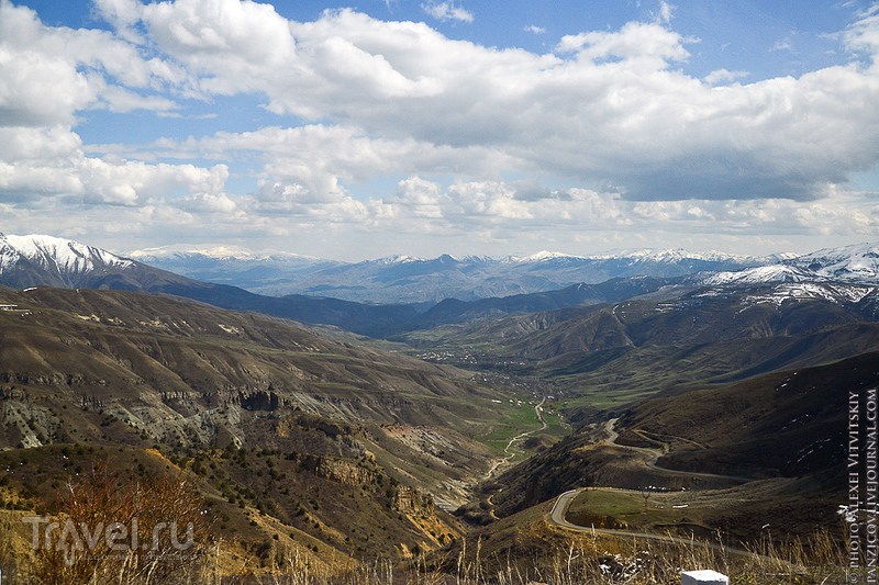 Армения: Нораванк или куда съездить из Еревана / Фото из Армении