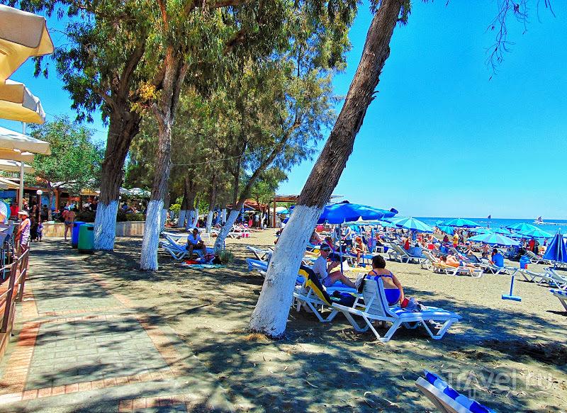 Пляжный катаклизм (День всемирного Потопа на Кипре, Лимассол) / Кипр