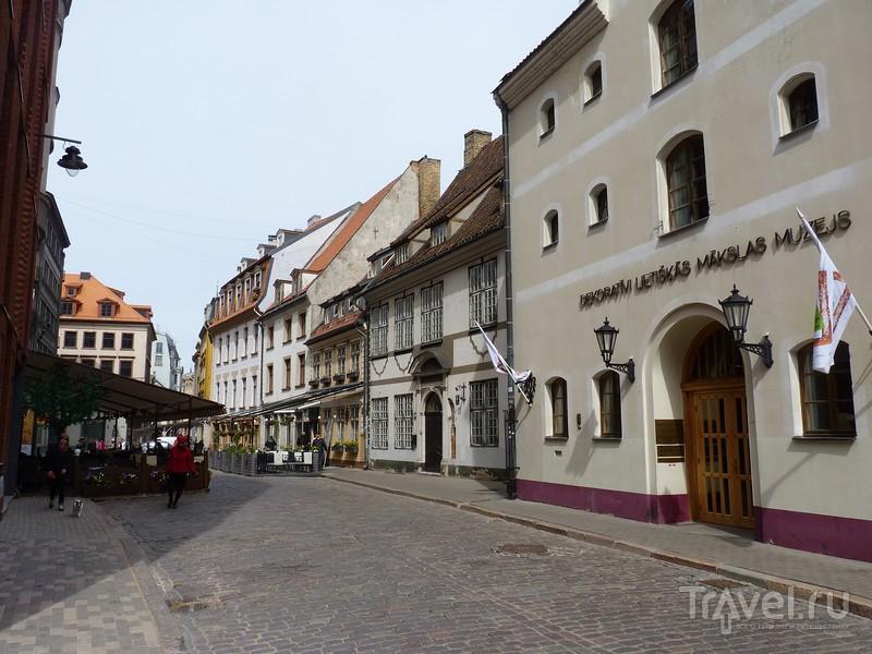 Небольшая прогулка по Старой Риге / Латвия