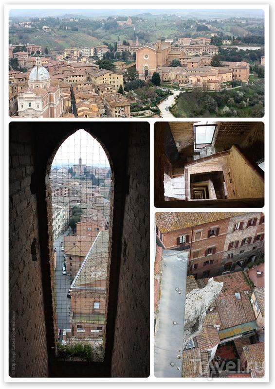 Torre del Mangia / Италия