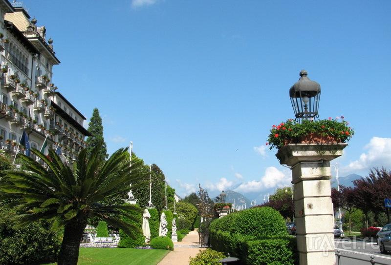 Лаго Маджоре. Прекрасная Стреза / Италия