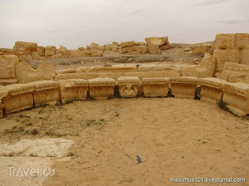 Пальмира - королева пустыни / Сирия