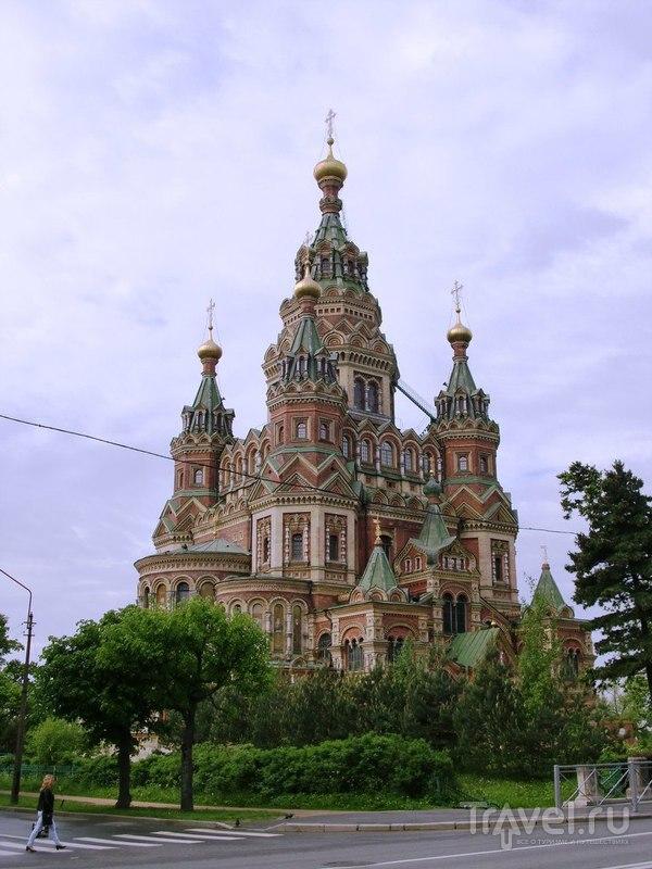 Петергоф / Фото из России