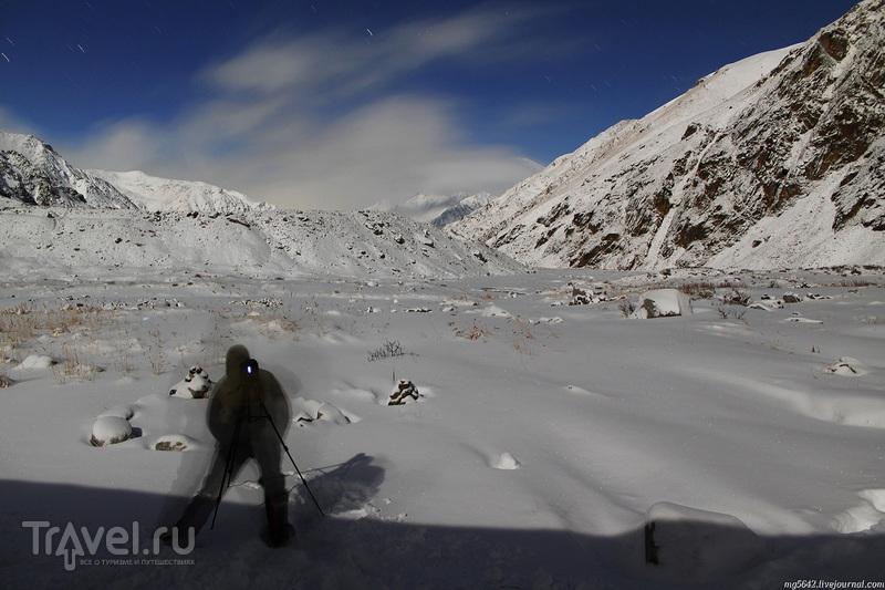 Приэльбрусье ноябрьское 2014 / Фото из России