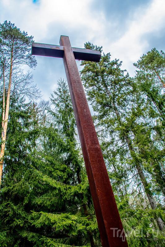 Мемориальный комплекс Катынь / Фото из России