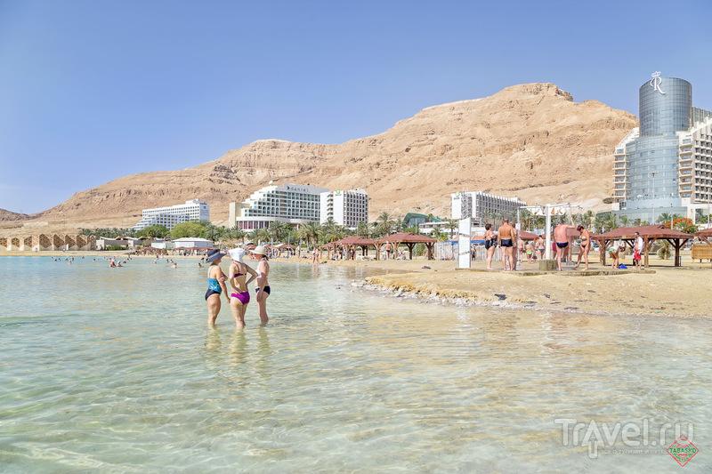Израиль. Мёртвое море / Фото из Израиля