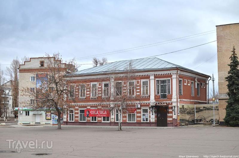 Город Урюпинск. Прогулка с архитектором. Ноябрь 2014 / Фото из России