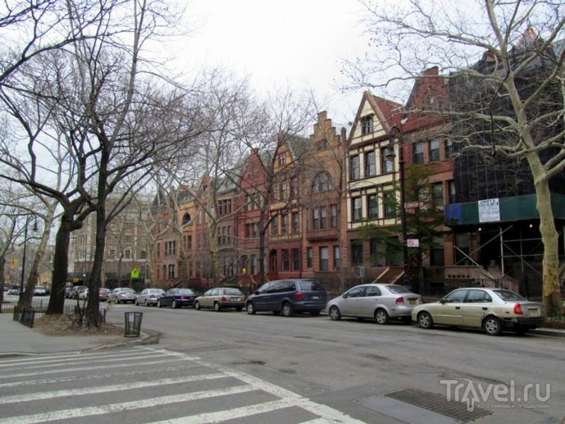 Нью-Йорк. Гарлем и Гринвич Виллидж / США