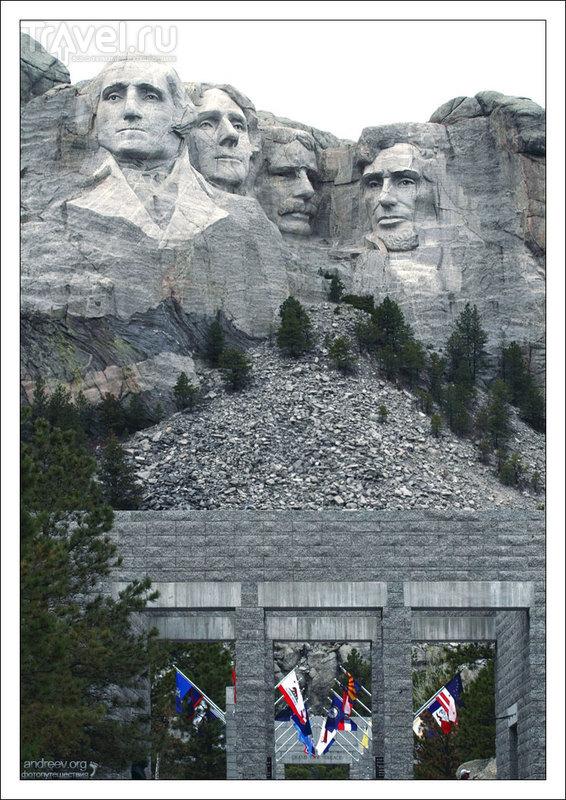 США: скала президентов